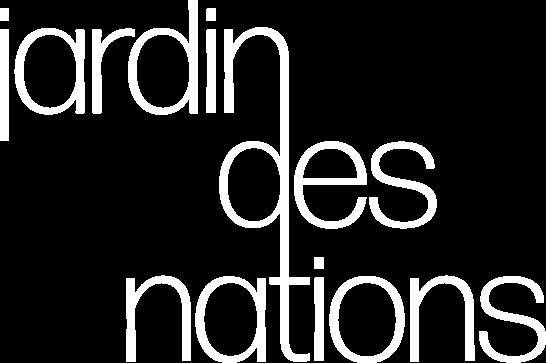 Jardin des Nations